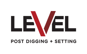 Level Post Digging and Setting