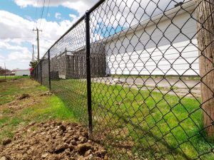 Residential Chainlink Fence