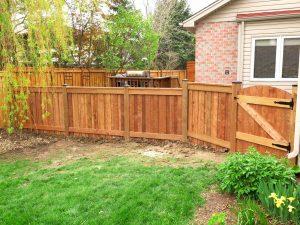 Custom 6x6 Fence