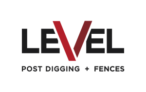 Level Post Digging and Fences